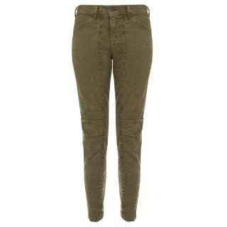 J Brand Khaki Ginger Jungle Utility Pants