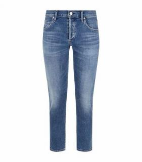 Citizens of Humanity Elsa Cropped Midrise Jeans