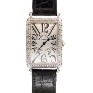 Franck Muller Long Island Lady Diamonds Watch