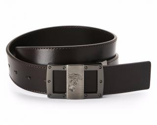 Versace Mens Brown Belt