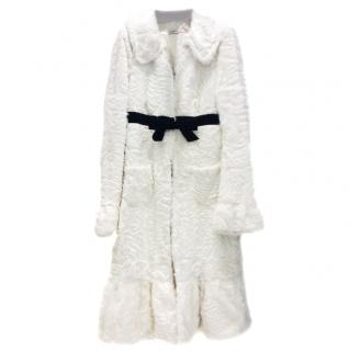 Ungaro Fur Coat