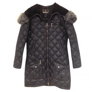 Barbour coat by Alice Temperley