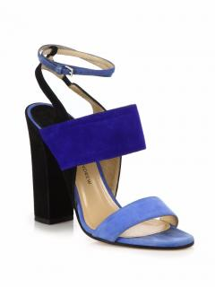 Paul Andrew Blue Sandals