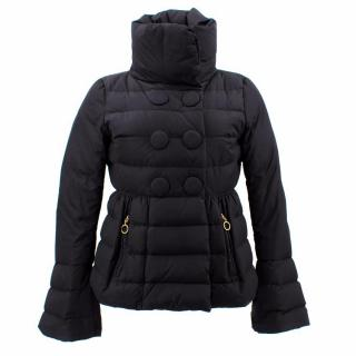 Moncler Black Down Jacket