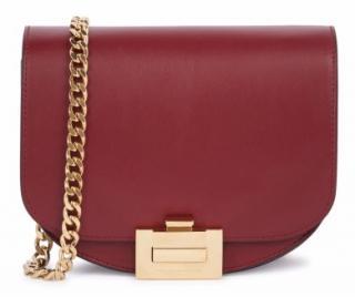 Victoria Beckham Nano Box Bag With Chain