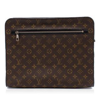 Louis Vuitton Monogram Multi Pockets Document Holder