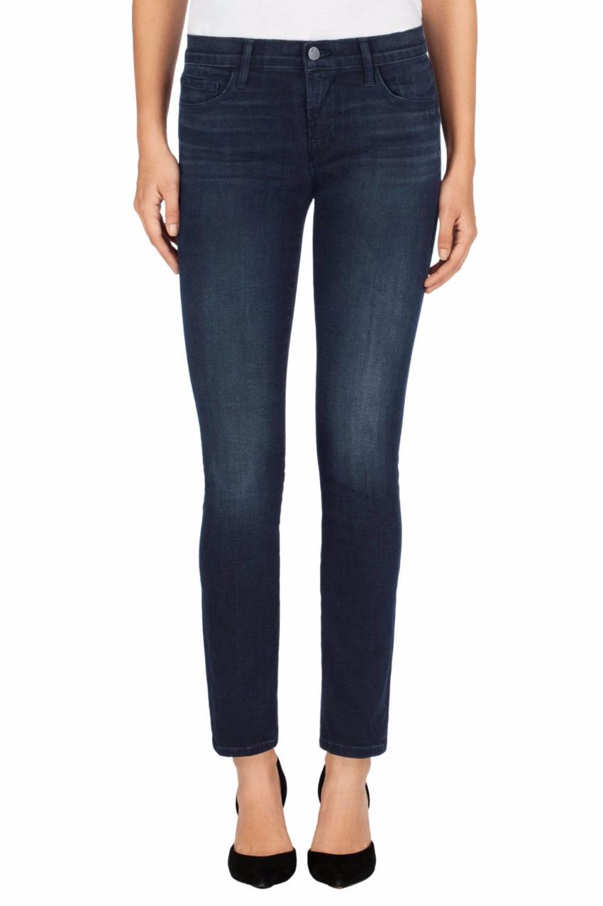 J Brand 811 Photo Ready Indigo Skinny Jeans