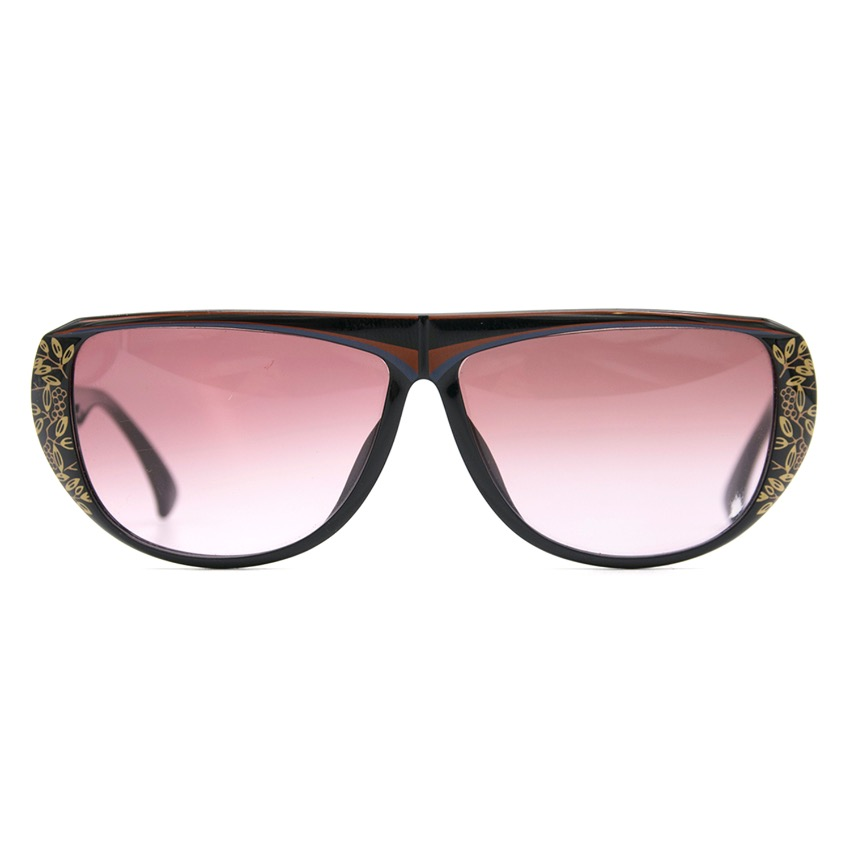 Christian Dior Pattern Sunglasses