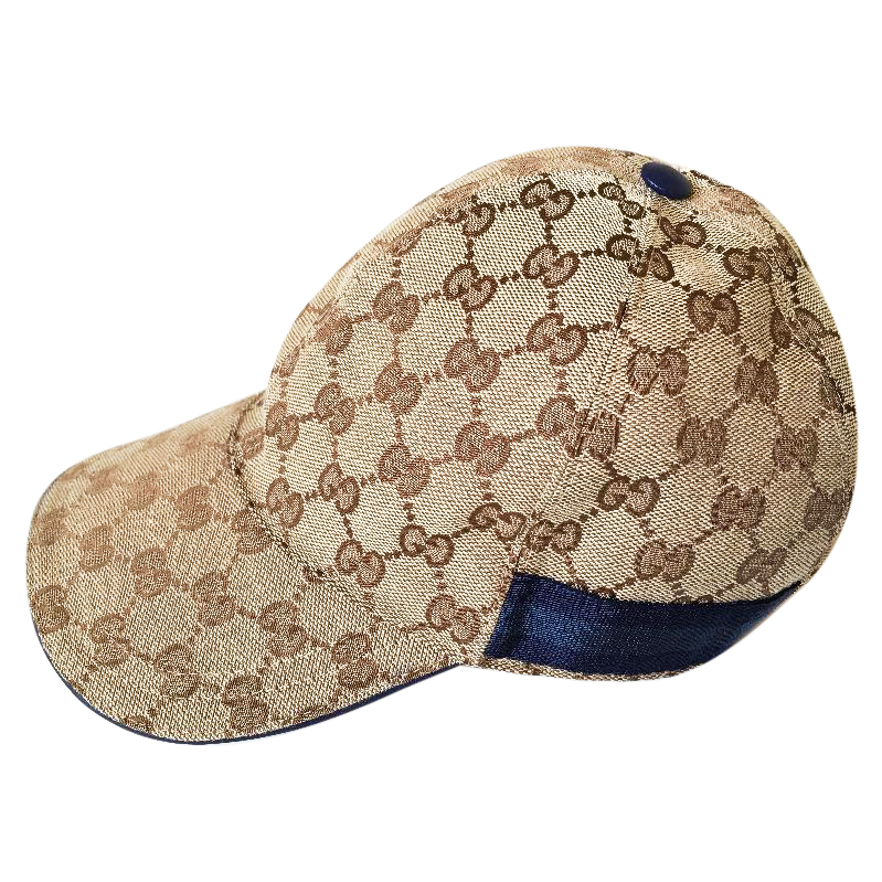 c680f5314600d3 Gucci Gg Canvas Baseball Cap | HEWI London
