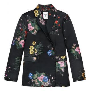 ERDEM H&M Jacquard printed blazer