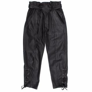 Marissa Webb Kitana Lamb Leather Pants