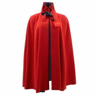S.Dress Vanessa Reversible Cape