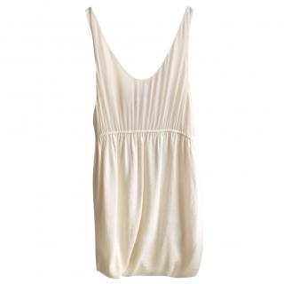 3.1 Phillip Lim Cream Silk Dress