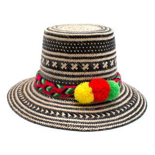 Yosuzi Handwoven Hat