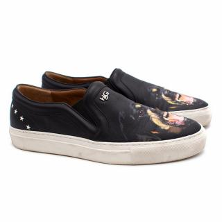 Givenchy Rottweiler Printed Skate Shoes