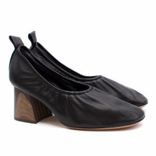 Celine Soft Ballerina Pumps