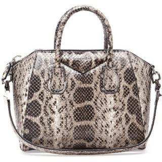 Givenchy Medium Antigona Bag in Anaconda