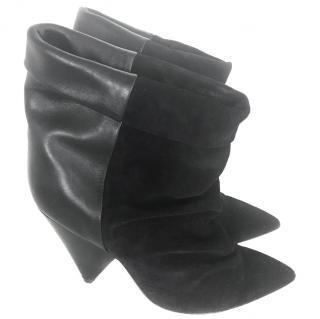 Isabel Marant Andrew Black Boots