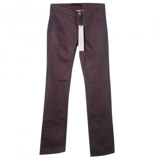 Victoria Beckham Ruby Stovepipe Jeans