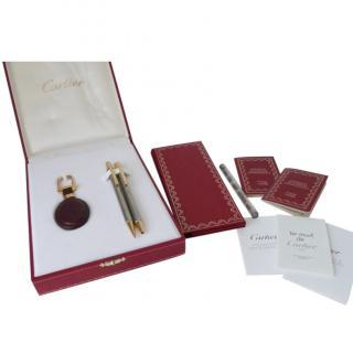 Cartier vintage pen/pencil set