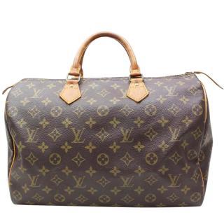 Louis Vuitton Speedy 35 Monogram Hand Bag