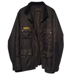 BARBOUR INTERNATIONAL Men's Waxed Jacket