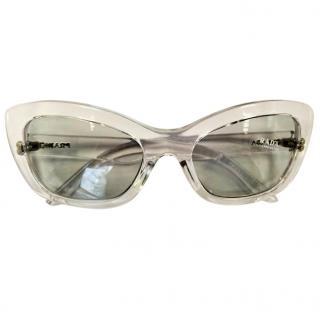 PRADA Perspex Sunglasses