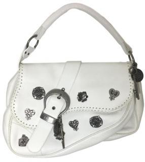 Dior Limited Edition Gaucho Handbag