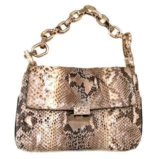 Anya Hindmarch Python Handbag