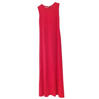 Missoni long red dress