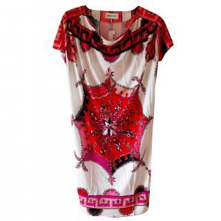 Pucci pink print dress
