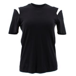 Maison Martin Margiela Cold Shoulders T Shirt