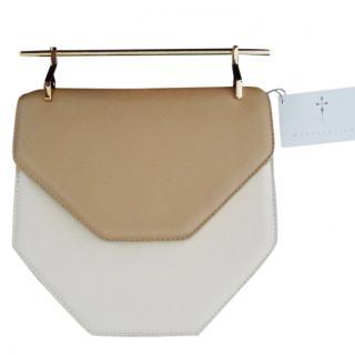M2Malletier leather bag