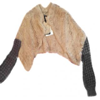Manila Grace fur jacket