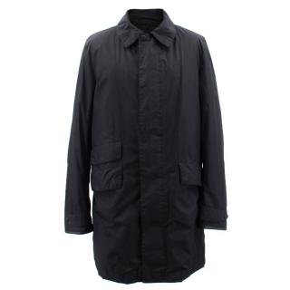 Ralph Lauren Black Coat with detachable inner vest