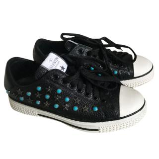 Valentino Star Studded Trainers