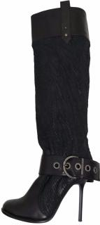 Gianmarco Lorenzi Knee High Boots