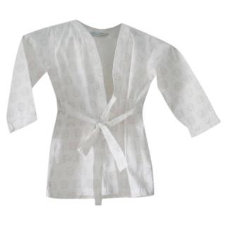 CHRISTIAN DIOR Girl's Bathrobe 6 yrs
