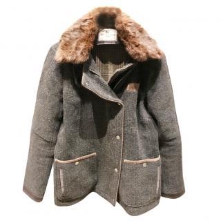Etro Wool/Cashmere jacket
