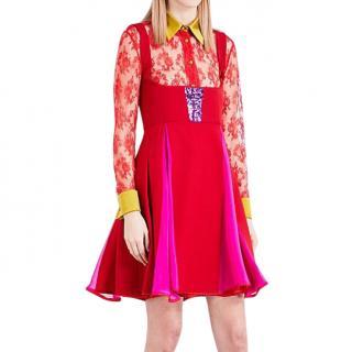 Eric Schlosberg Valentine Dress