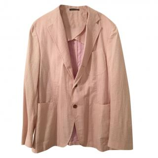 Salvatore Ferragamo Pink Blazer