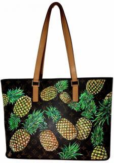 Louis Vuitton Hand Painted Bag