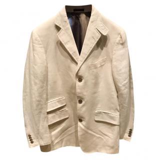 Etro Linen Jacket