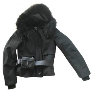 Prada Gore-Tex Fur Jacket