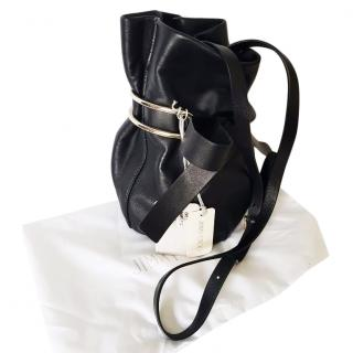 Jimmy Choo Eve Nappa Leather Bucket Bag
