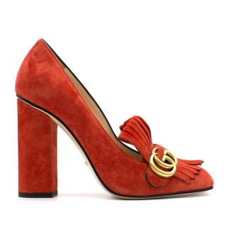Gucci Tasseled Heel Pumps