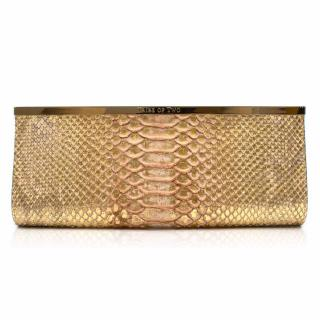 Tribe of Two Eve Aztec Python Clutch