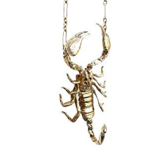 Tom Ford Scorpion necklace