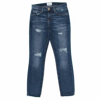 Current Elliott The Skinny Jeans