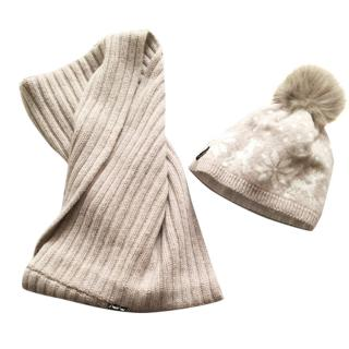 Steffner Lambswool Scarf & Hat